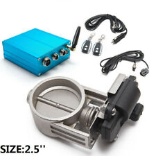 "2.5"" Electric Control Box+Exhaust Valve Flap Control For Exhaust Catback Downpip"
