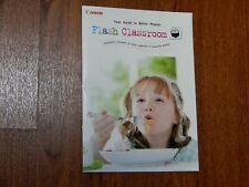 New - Canon EOS Rebel Flash Classroom Manual Better Photo Guide - CT0-1170-003T