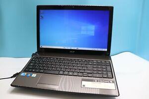 Acer ASPIRE-5741/Intel Core i5 430M 2.27Ghz 1st Gen/4GB RAM/320GB HDD