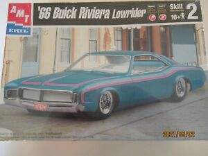 1:25 AMT 1966 Buick Rivera kit