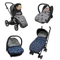 Dooky Luxury Universal Footmuff Infant Car-seat & Pushchair Baby Cosytoe & Liner
