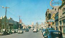 Ciudad Juarez,Mexico,16th of September Street,Chihuahua,c.1950s
