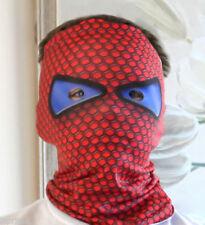 Masque en super-héros, personnage