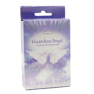 Guardian Angel Incense Cones Home Fragrances Aroma Scent Relaxing Holder Plate I