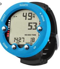 Suunto Zoop Novo Wrist Dive Computer Scuba Diving Watch blue