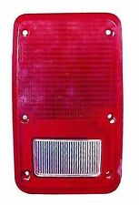 for 1981 - 1993 passenger side Dodge B250 Tail Light Lens - 1992 1991 1990 1989