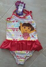 Dora the Explorer swimsuit bathers BNWT RRP$25 size 6