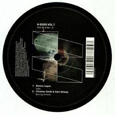 Charlotte DE WITTE/RESET ROBOT/RAMIRO LOPEZ A Sides vol 7 part 6 drumcode vinyl