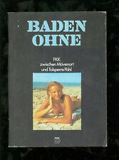 Baden Ohne FKK zwischen Mövenort und Talsperre Pöhl 1982