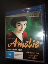 Amelie (Blu-ray, 2009) Audrey Tautou- Jean-Pierre Juenet Foreign Film