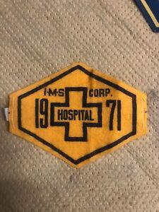 1971 Indy 500 Medical Armband