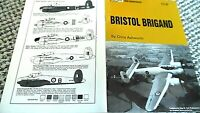 BRISTOL BRIGAND ( AVIATION NEWS MINI-MONOGRAPH)