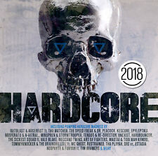 CD Hardcore 2018  Von Various Artists