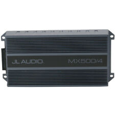 *NEW* JL AUDIO MX500/4 500W MX SERIES CLASS-D 4-CHANNEL POWERSPORT AMPLIFIER
