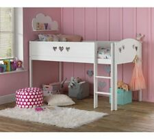 Collection Kids Mia Mid Sleeper Bed Frame - White