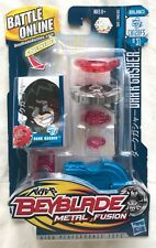 BEYBLADE METAL FUSION CH120FS DARK GASHER BB31 2010 RARE NEW SEALED PRE-OWNED