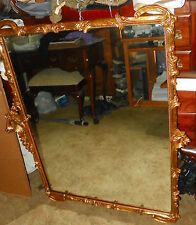 Carved Gilded Mirror (Mr63)