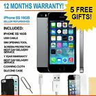 Apple iPhone 5s 16 GB - Space Grey - Sim Free Unlocked Grade A
