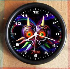 The LEGEND of ZELDA MAJORAS MASK Link Nintendo Video 10 inch Resin Wall Clock