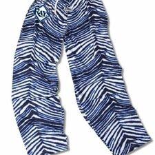 Tampa Bay Rays ZUBAZ Blue Navy White Vintage Style Zebra Pants