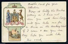 Glasgow Inter-War (1918-39) Collectable Scottish Postcards