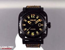 LUM-TEC DIVER G7 NEW + GIFT MEN'S WATCH AUTHORIZED DEALER FREE FAST SHIPPING