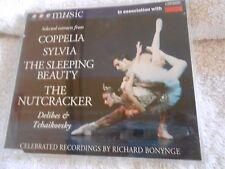 VERY RARE BBC MUSIC COPELLA SYLVIA                                         cd216