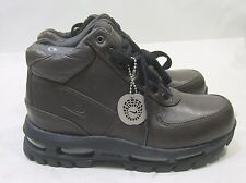 new 311567-224 Nike Air Max Goadome Brown Black Boot YOUTH Size 4.5-WOMEN 6