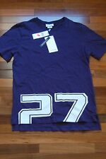 NWT 100% authentic $115 Lacoste men's t-shirt size 4/S made in Portugal