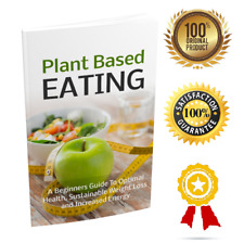 Plant Based Eating - eBook pdf - With Resell Rights - Delivery 12 hrs