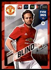 Panini 365 Adrenalyn XL 2018 - Daley Blind Manchester United FC No. 73
