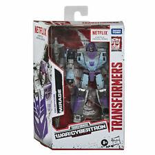 Transformers guerra por Cybertron Netflix serie Decepticon Mirage (caja Dañada)