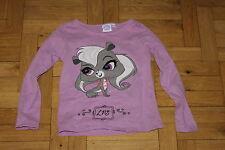 Shirt in Lila von Pet Shop Größe:122 (Top Zustand)