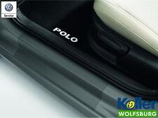 Original Volkswagen VW Einstiegsfolie Schutzfolie transparent Polo 6R 4 türer