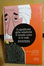 Albert Einstein, IL SIGNIFICATO DELLA RELATIVITA', Il Mondo come io lo vedo, 201