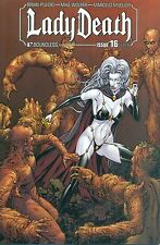 Lady Death #16 By Pulido & Wolfer - Variant A Boundless - Avatar Chaos NM/M 2012