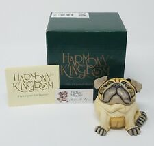 Harmony Kingdom Take A Bow Limited Edition 269/2000 Tjlep01S Nib