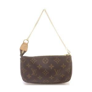 Louis Vuitton LV Accessories Pouch Bag Mini Pochette Accessoires M58009 1133616