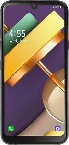 Straight Talk LG Premier Pro Plus, 32GB Black - Prepaid Smartphone - Brand New