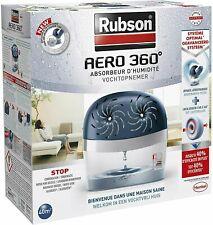Rubson AERO 360º Absorbeur d'humidité pour pièces de 40 m²,...