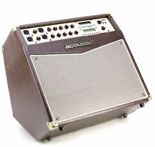 Acoustic A1000 100W Stereo Acoustic Guitar Combo Amp, BLEM