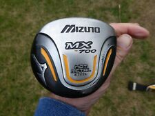 Mizuno MX700 Hot Metal STEEL wood  EXSAR FS4 LITE  Flex 55g shaft TORQUE 4.3