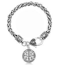NEW Sigil of Archangel Uriel Enochian Talisman Amulet Angel Tibetan  Bracelet