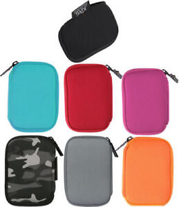 6 x USB Flash Drives Carrying Case with Premium Quality Padded Protection