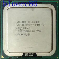 Intel Core 2 Extreme QX6800 2.93 GHz Quad-Core  LGA775 130W CPU Processors