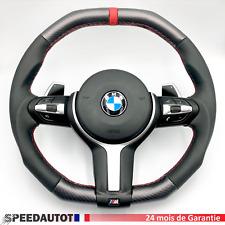 Volant de réglage en carbone BMW F31 F30 F33 F5 X5 F15 X6 F16 SMG et airbag.!