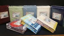 Queen Waterbed 4 Pc Sheet set - Double Brushed Microfiber - Free Pole Attachment