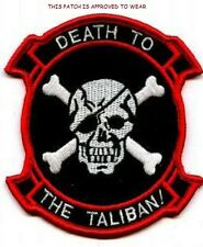 KANDAHAR WHACKER PRO INFIDEL JSOC JTF ODA SF PATCH DEATH TO TALIBAN AFGHANISTAN