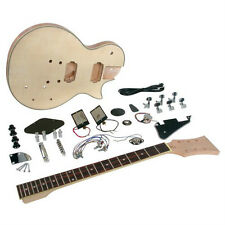 SAGA LC-10 GUITAR BUILDER KIT Father / Son Project !!!!