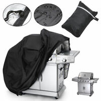 """BBQ Gas Grill Cover 57"""" Barbecue Waterproof Outdoor Heavy Duty Protection USA"""
